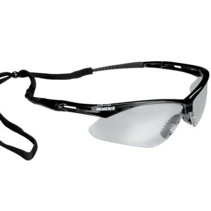 KIMBERLY-CLARK JACKSON SAFETY* 20381 V30 NEMESIS* CSA SAFETY GLASSES, INDOOR/OUTDOOR LENSES WITH BLACK FRAME - 1PCS