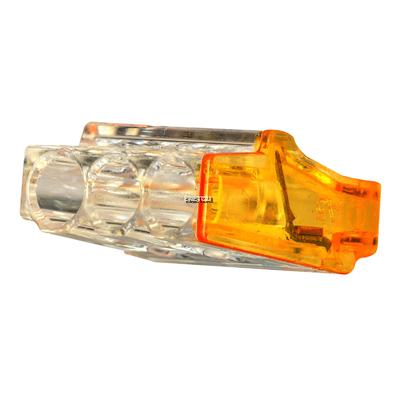 HEAVY POWER MINI PRO PC213 3 POLES 24A 450V ORANGE (100 PCS)