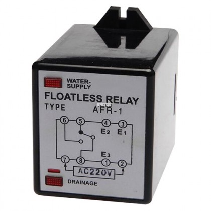 YOSHINE AFR-1 FLOATLESS RELAY 240VAC