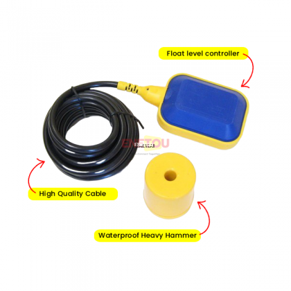 XGH 2M FLOAT SWITCH (WATER LEVEL CONTROLLER)